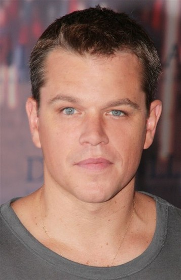 Matt damon for Domon olivier